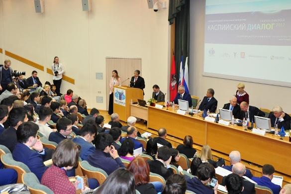 Международный экономический форум Каспийский диалог