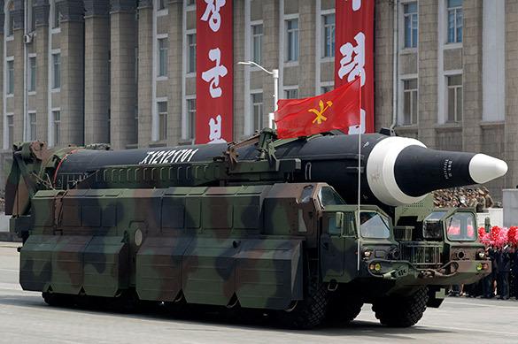 Виктор ЕСИН: Северная Корея взяла на себя миссию по созданию ра