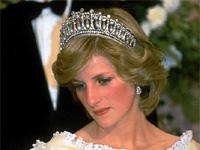 В США привезли выставку о принцессе Диане