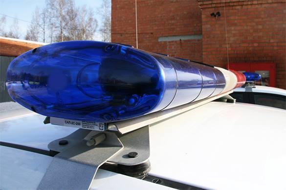 Пьяный пожарный дал жару полицейским