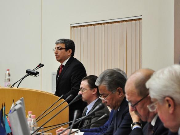 Советник Посольства Азербайджанской Республики в РФ Шовги Мехдиз