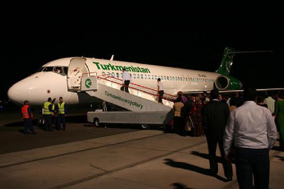 С рейса Туркменабад-Ашхабад высадили 160 человек из-за родни президента. 389948.jpeg