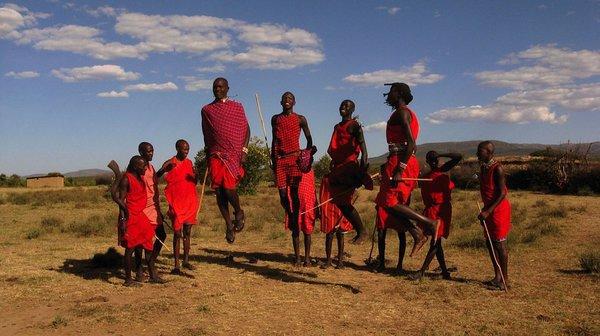 Кения – национальный парк нищеты. Кения – национальный парк нищеты.