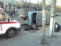 """Девять человек покалечились при столкновении автобуса и """"КамАЗа"""". 235949.jpeg"""