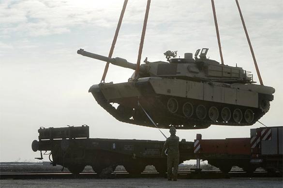 Американские военные подходят все ближе к России