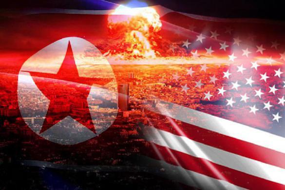 В Северной Корее рассказали о трусости Дональда Трампа. 390949.jpeg