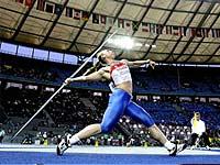 Российские легкоатлеты взяли еще две медали