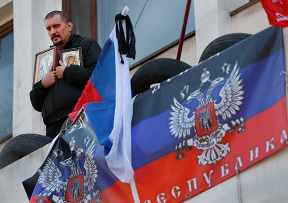 Жители Донбасса проголосовали за самостоятельность ДНР. Донбасс выбрал независимость