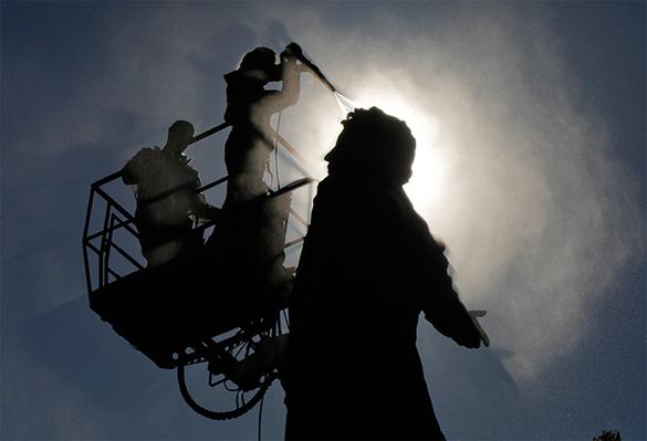 В Харькове вандалы изуродовали памятник Пушкину - ВИДЕО. 292950.jpeg
