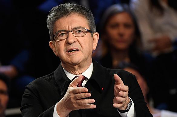 Кандидат в президенты Меланшон: в ЕС у Франции нет будущего