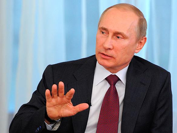 Владимир Путин ждет итогов референдума в Донбассе. Путин ждет итогов референдума