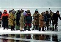На Финском заливе спасают 500 любителей зимней рыбалки