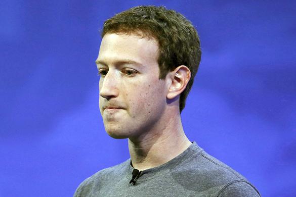 Facebook рухнул: капитализация компании упала на 58 млрд долларов. Facebook рухнул: капитализация компании упала на 58 млрд долларо