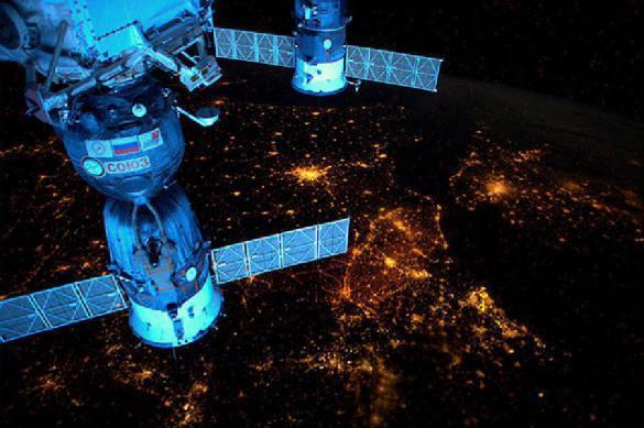 На МКС появится мощный боевой лазер. 386952.jpeg