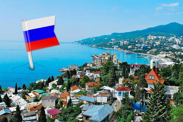 ВКрыму призвали Украинское государство не выдумывать «мифические статусы» полуострову