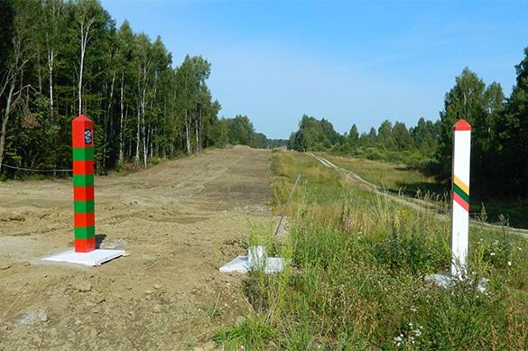 Литва отгородится от России стеной