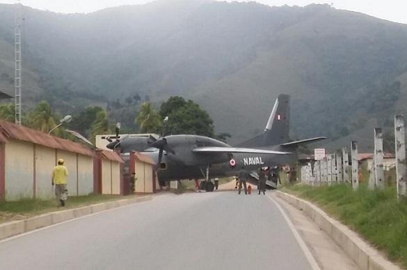 Военный самолет в Перу протаранил полицейский участок. 376953.jpeg
