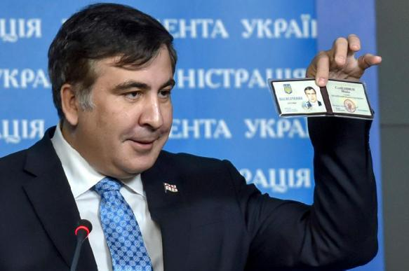 Саакашвили потребовал вернуть ему гражданство Грузии. 388953.jpeg