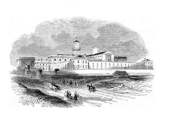 Образцовая королевская тюрьма Пентонвиль в Лондоне оказалась под угрозой закрытия. 288954.jpeg