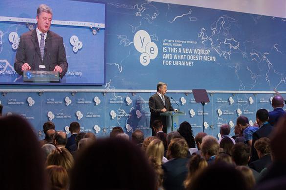 Президент мира и защитник Запада от Востока: скромность Порошенко не знает границ. 375954.jpeg