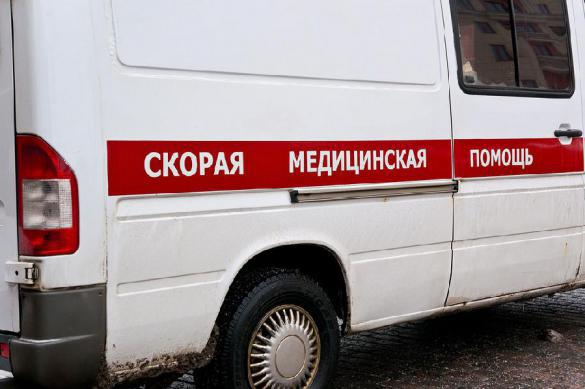 Скорая помощь в России приезжает действительно быстро. 379954.jpeg
