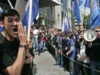 Грузинская оппозиция предупреждает, что ситуация в стране может