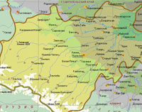 В Кабардино-Балкарии взорвали шестую с начала года базу боевиков