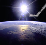 Орбиту МКС увеличили на 3,2 километра. space