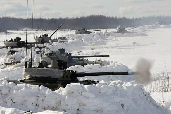 Страх для американцев: русские наступают в Арктике
