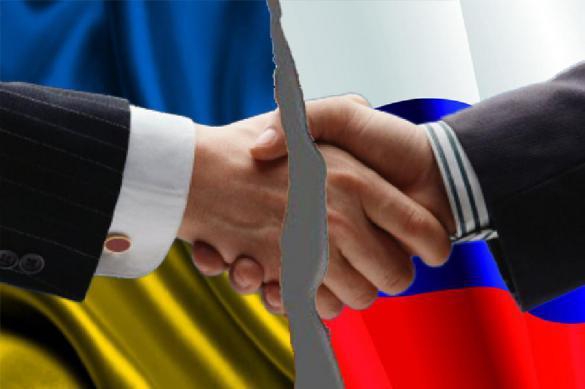 Украина заявила о пользе разрыва экономических отношений с Россией. Украина заявила о пользе разрыва экономических отношений с Росси