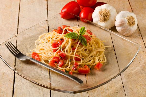 Ешь макароны и худей - средиземноморская диета итальянцев. спагетти