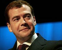 Дмитрий Медведев поздравил россиян с Пасхой