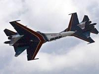 Столкнувшиеся истребители Су-27 были исправны