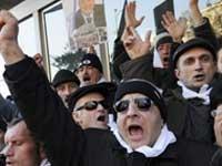 Грузинская оппозиция готовит Саакашвили