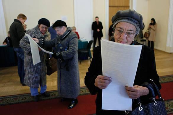 Выборы на Украине: Зеленский и Порошенко проходят во второй тур. 401958.jpeg