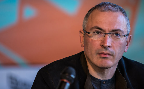 Из Швейцарии с заботой: Ходорковский пообещал России новый проект. Из Швейцарии с заботой: Ходорковский пообещал России новый проект.