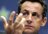 Саркози предложил ЕС создать экономический союз с Россией