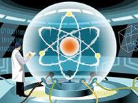 Ученые заставили атомы обменяться информацией