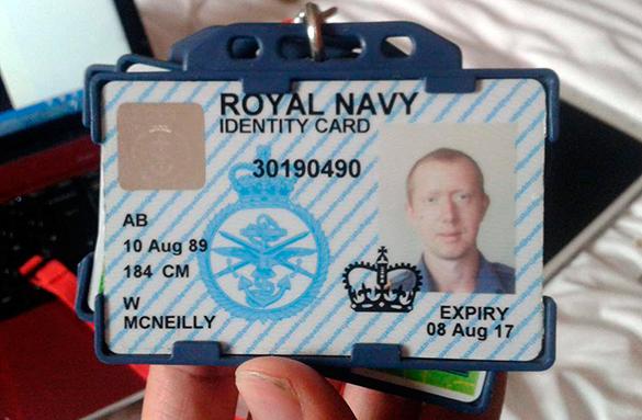 Британия ищет моряка, рассказавшего тайну о неминуемой ядерной катастрофе. Уильям Макнейли