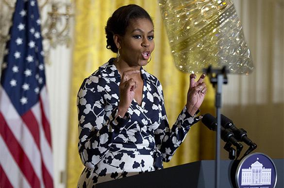 Потому что белые: Мишель Обама нашла причину недоверия к политикам. 376959.jpeg