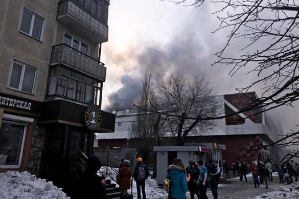 Пожар в Кемерово: четверо детей задохнулись в кинотеатре. Пожар в Кемерово: четверо детей задохнулись в кинотеатре