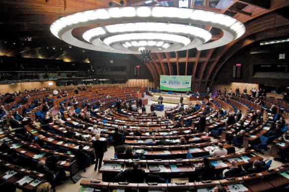 Участие Российской Федерации ворганах Совета Европы может быть остановлено