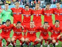 Сборная России одержала победу над азербайджанской командой