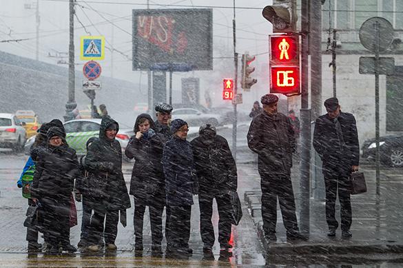 В Москву возвращаются заморозки