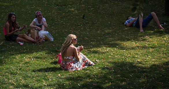 Синоптики проинформировали  дату начала купального сезона в столице