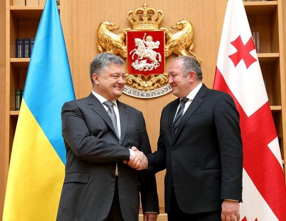 Невероятные приключения украинцев в Грузии. Невероятные приключения украинцев в Грузии