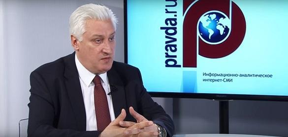 Игорь КОРОТЧЕНКО: сотрудничество с НАТО придает режиму Порошенко наглости. Игорь КОРОТЧЕНКО