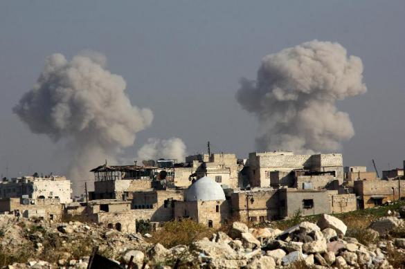 Дамаск: боевые действия Турции в Африне - акт агрессии. 381960.jpeg