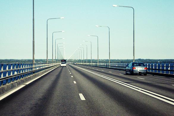 Россия протянет автомобильный мост в КНДР. Россия протянет автомобильный мост в КНДР