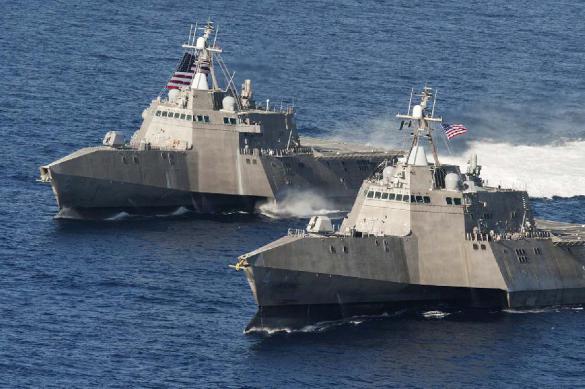 Куча мусора. Американские специалисты  раскритиковали прибрежные боевые суда США